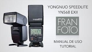 Yongnuo YN568 Speedlite EX II: Підручник - Керівництво Користувача російською