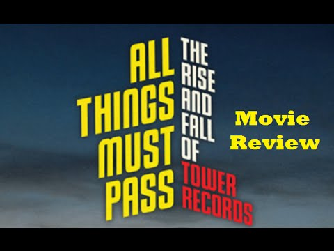 Download All Things Must Pass: The Rise & Fall of Tower Records (2015) Movie Review