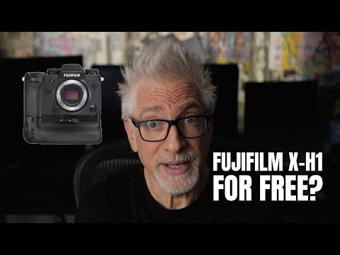 FUJIFILM X-H1 FOR FREE? Arbitrage Opportunity!
