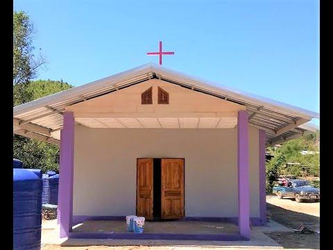 우뚬따이 교회 건축 동영상
