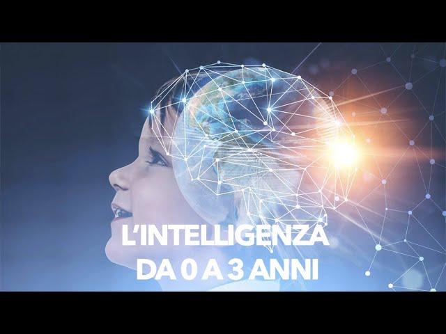 Come favorire lo sviluppo dell'intelligenza da 0 a 3 anni