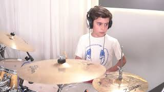 Good Times Bad Times - Led Zeppelin (Drum Cover)