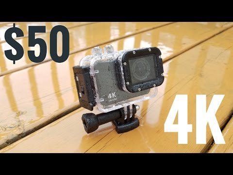 Is this the best $50 4K Action Camera?