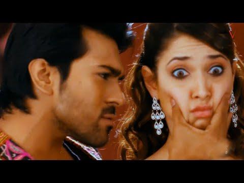 Super Hit Song In Telugu   Dillaku Dillaku  Song   Ram Charan, Tamannaah