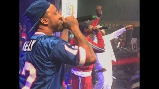 Benny The Butcher, Jadakiss & 38 Spesh Perform 'Sunday School' Live At Sony Hall NYC (New 2019)
