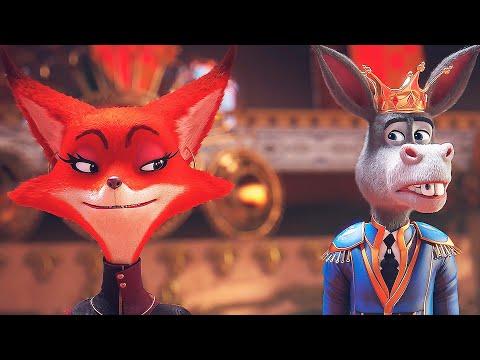 Царь зверей — Русский трейлер (2019)