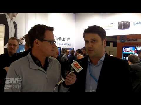 ISE 2015: Gary Kayye Interviews Andy Niemann, Director of Business Communication at Sennheiser