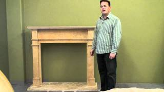Fireplace Mantles, Fireplace Mantels, Fire Surrounds, Modesto