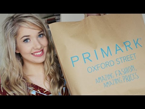 October Primark Haul | Away with the Fairies