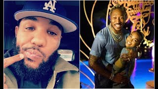 The Game Reacts To Future Dating Lori Harvey