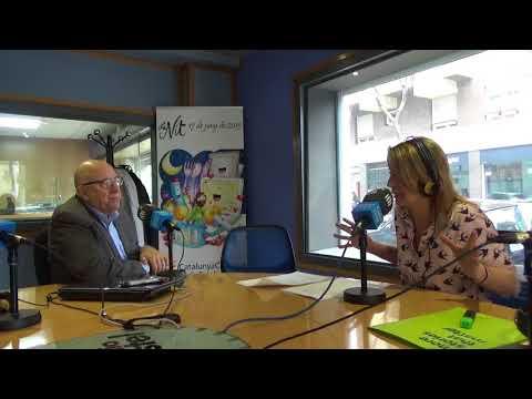 Entrevista en Radio Andorra Enero 2018