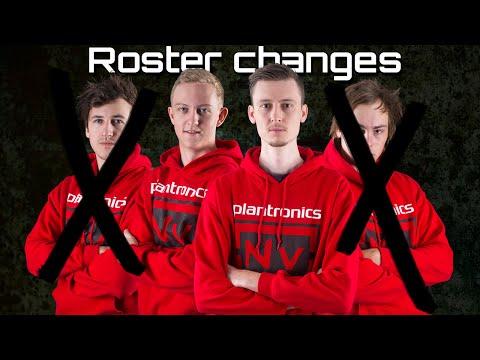 Nv roster update, post S1 relegation
