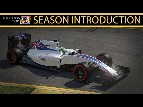 F1 2016 NATIONS CUP PART 0: SEASON INTRODUCTION