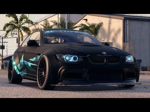 Need For Speed  Heat un BMW furios!