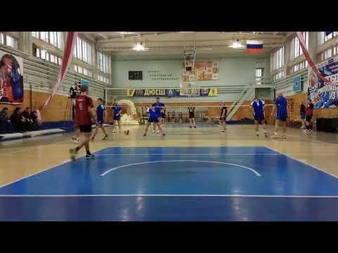 Чемпионат г. Кинешма по волейболу Ветеран - Наволоки