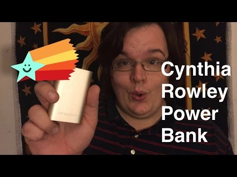 Cynthia Rowley Power Bank