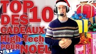 TOP 10 des Cadeaux High-Tech 2014 !