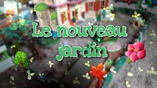 [Film playmobil] Le nouveau jardin