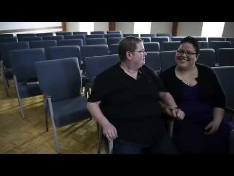 Couple discuss U.S. Supreme Court look at pending gay marriage cases