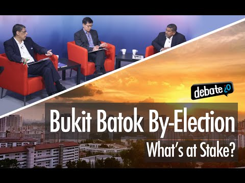 [debateIQ 20] Bukit Batok By-Election: What's at Stake?