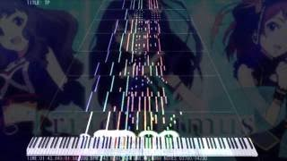 Triad Primus - Trancing Pulse ピアノ アレンジ (デレマス Trancing Pulse piano remix) thumbnail
