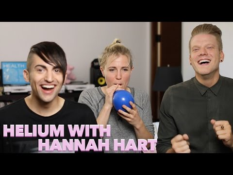 HELIUM WITH HANNAH HART