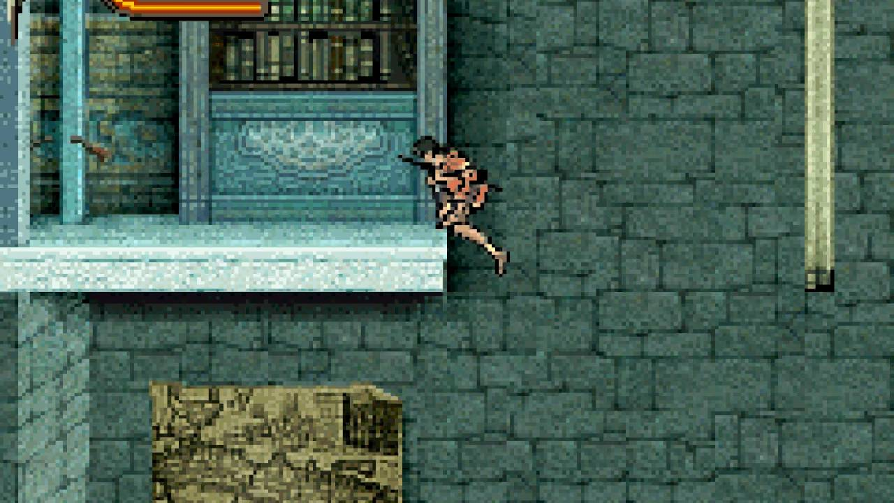 Prince Of Persia The Sands Of Time Gba Softlock Bringing Farah Into World 1 Youtube