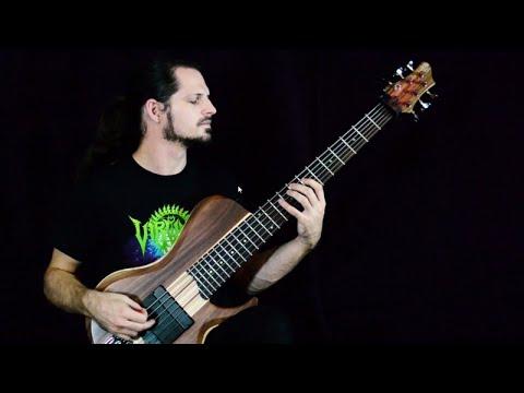 Virvum - Tentacles of the Sun (bass playthrough video)