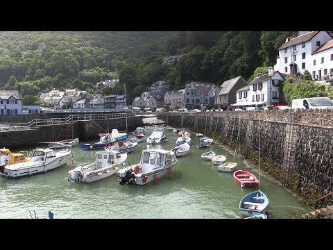 Lynton & Lynmouth North Devon.