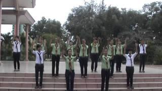 Múa : Cùng Bạn Bước Theo Giêsu - GĐ G/Lý Russeykeo