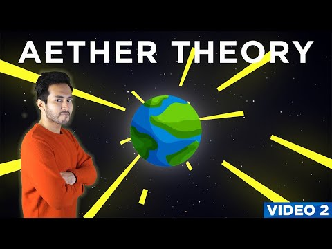 Einstein's Theory Of Relativity (VIDEO 2)   Michelson Morley Experiment & Aberration of Starlight