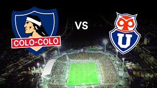 La historia de los Superclásicos en el Estadio Monumental | Colo Colo vs Universidad de Chile