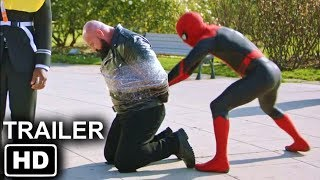 New Spider-Man Far From Home Trailer 3! New Spiderman Far From Home Footage/Scene Trailer Revealed
