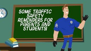 Back to School Road Safety