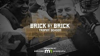 """Trophy Season"" Brick by Brick: Gopher Football 2015 (Episode 8)"