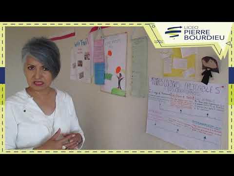 LICEO PIERRE BOURDIEU. Marvila Flores