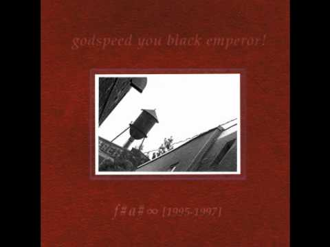 Клип Godspeed You! Black Emperor - Bleak, Uncertain, Beautiful.
