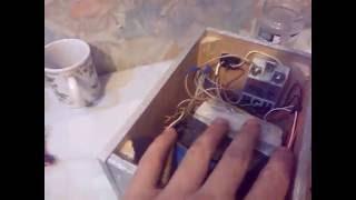 Самодельная точечная сварка для аккумуляторов(Состоит из: Реле времени вот ссылка ..., 2016-08-11T20:41:45.000Z)
