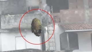 Strange drone UFO in Brazil !!! July 2018