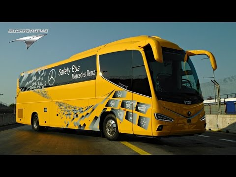 Mercedes-Benz | Irizar I8 Safety Bus [Exterior]