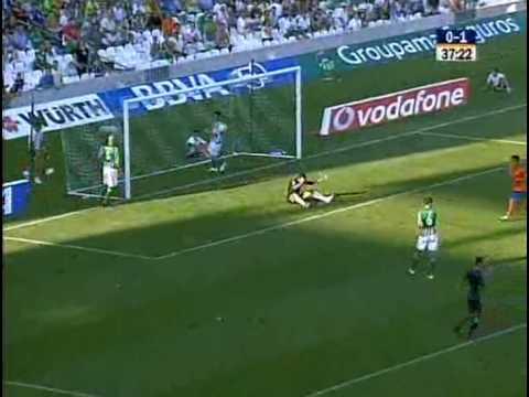 Betis 0-2 Valencia Joaquin