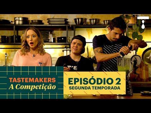 A PRIMEIRA ELIMINAÇÃO  Tastemakers 2019 Ep 2