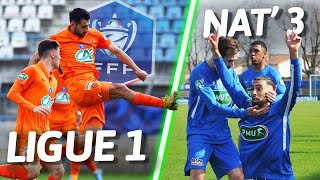 On AFFRONTE une LIGUE 1 en COUPE DE FRANCE !!! | QDF#035