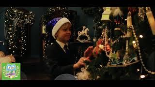 Поздравления с Новым Годом от учеников 118 школы всем одесситам. Студия Muse Film