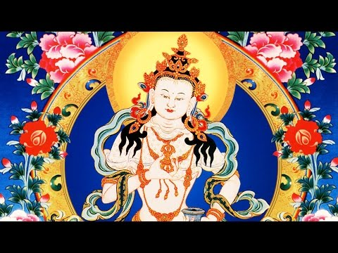 Tibetan Monks Chanting 100 Syllable Mantra of Vajrasattva