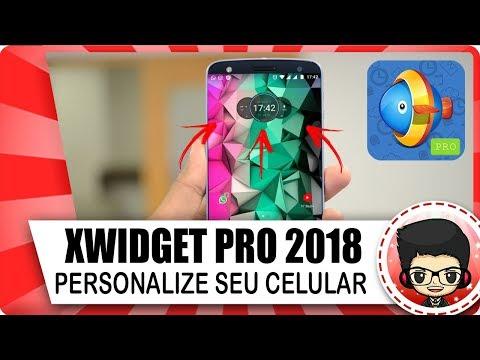 XWIDGET PRO 2018: Personalize seu ANDROID com os MELHORES WIDGETS - ATUALIZADOS