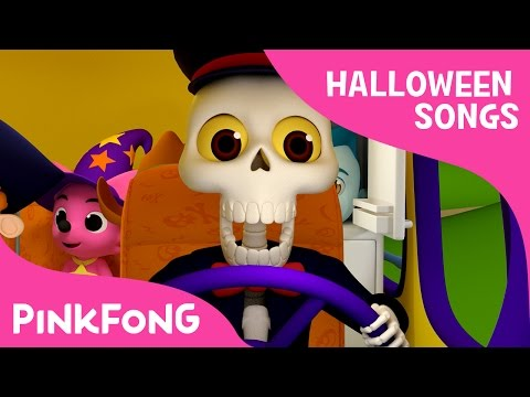 Thumbnail: The Spooky Bus | Halloween Songs | PINKFONG Songs for Children
