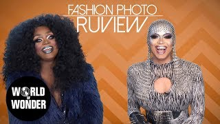 FASHION PHOTO RUVIEW: Halloween Looks with Mayhem Miller and Mariah Balenciaga!