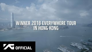 EP6. WINNER - EVERYWHERETOUR in HONG KONG