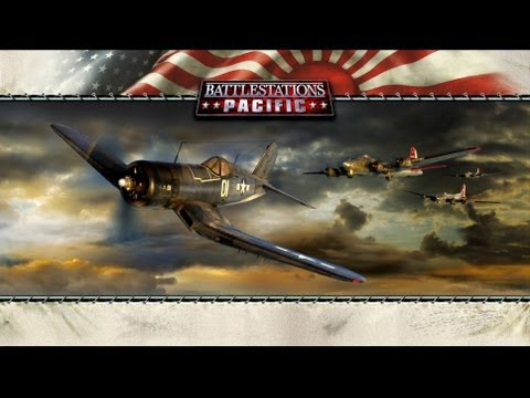 Let's Play: Battle Stations Pacific: United States Campaign